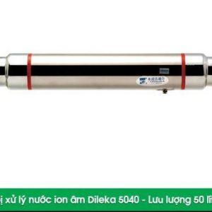 Hệ thống xử lý nước đầu nguồn Dileka 5040-25