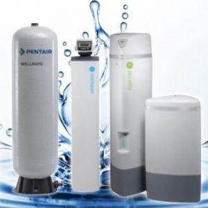 Hệ thống lọc tổng nguồn nước GE-Pentair Pro Elite