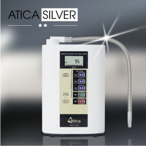 ion kiềm Atica Silver